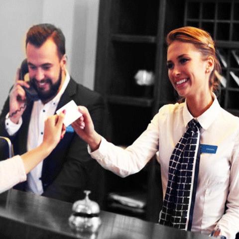 CURSO-RECEPCIÓNISTA HOTEL